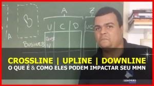 O Que é CrossLine | O Que é UpLine | O Que é DownLine | O Que é Patrocinador