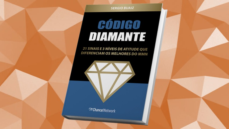 Livros de Marketing Multinivel | Código Diamante - Sérgio Buaiz