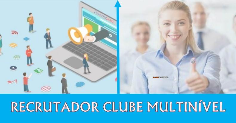 Meu Recrutador MMN Clube Multinivel Online
