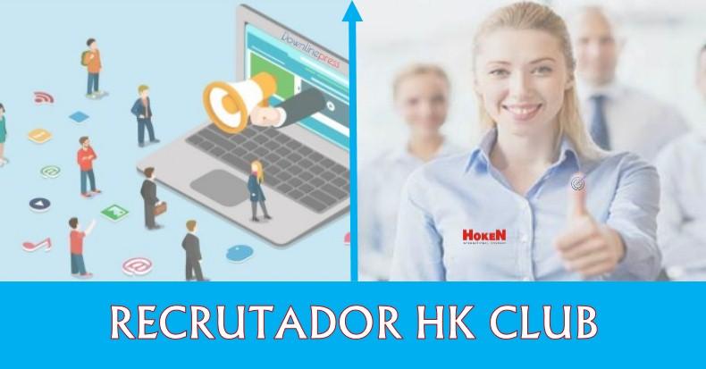 Meu Recrutador MMN HK Club Online