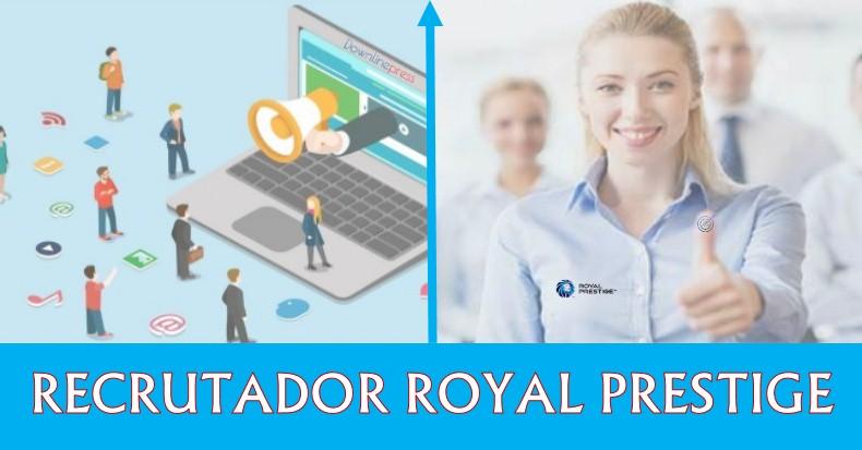 Meu Recrutador MMN Royal Prestige Online