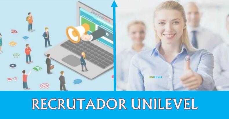 Meu Recrutador MMN Unilevel Online