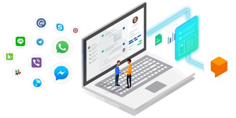 Plataforma de Marketing Conversacional Multicanal ¿Funciona? ¿Vale la pena? ¿Es bueno? ¿Tienes testimonios? ¿Es confiable? Sistema de la OkeyBot Fraude? - by iLeaders MMN