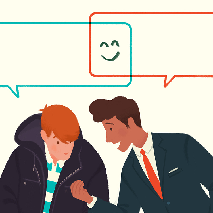 Benefits of Small Talk – The Wall Street Journal