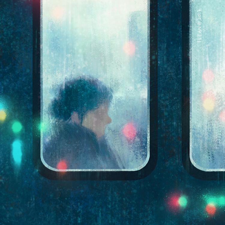 Some Nights – Light Grey Art Lab