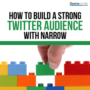 How to Build a Strong Twitter Following