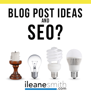 SEO Plugins and Blog Topic Ideas