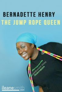 Bernadette Henry the Jump Rope Queen