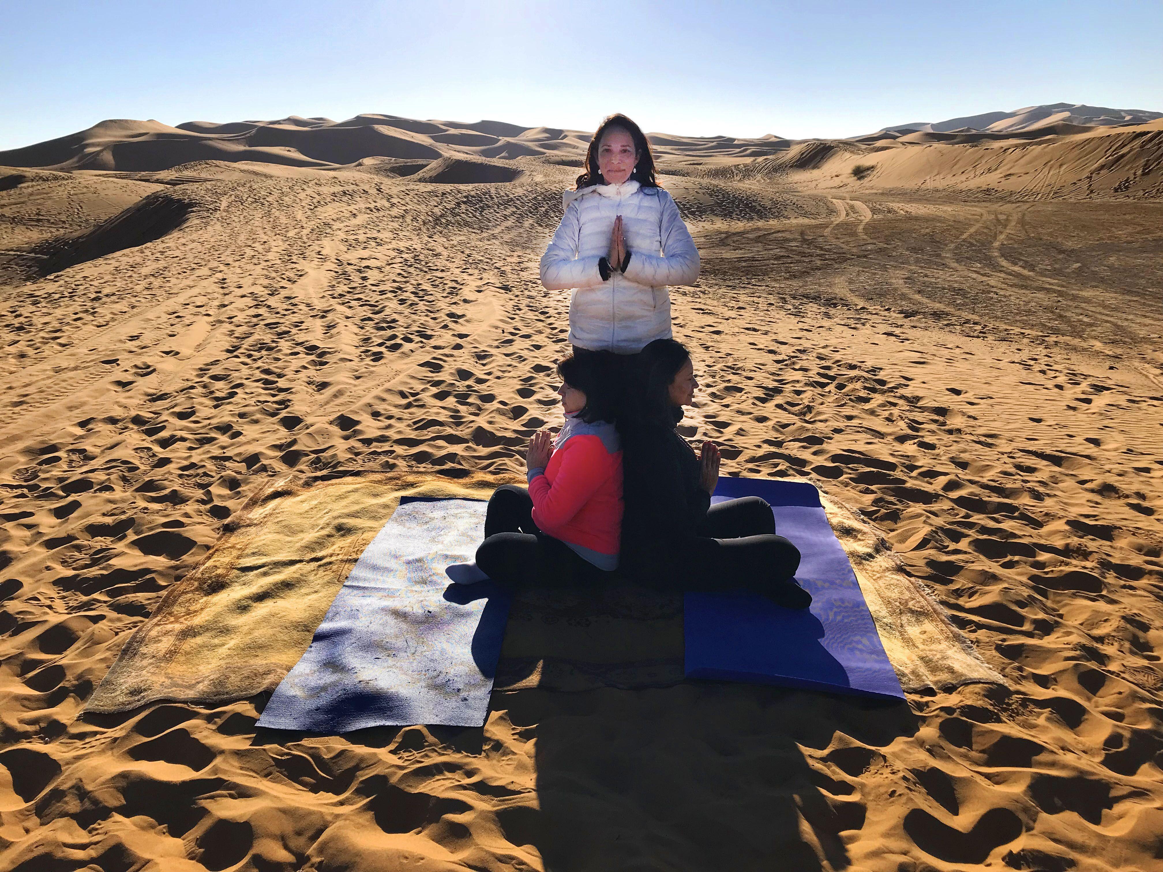 Meditar en Marruecos 2020