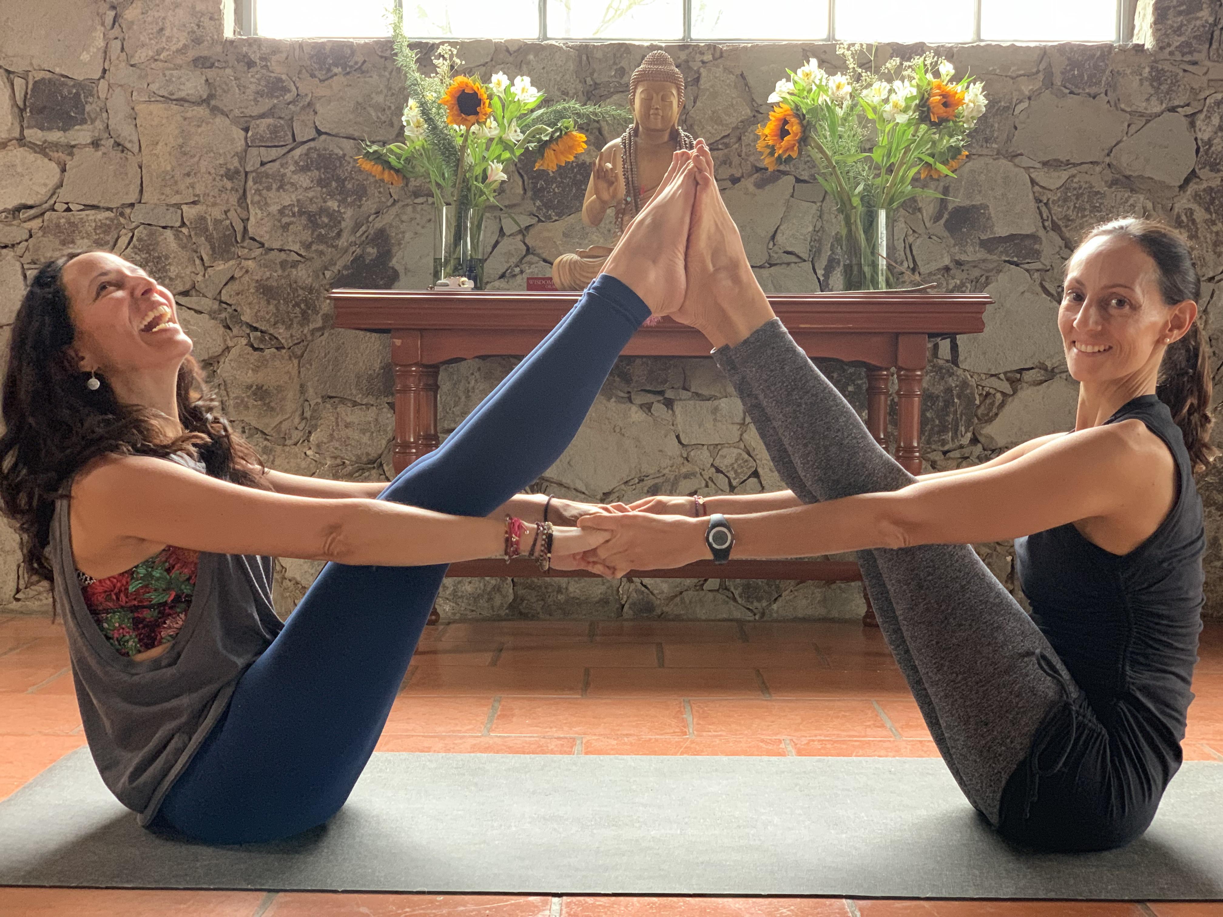 Retiros de yoga Ile Simancas