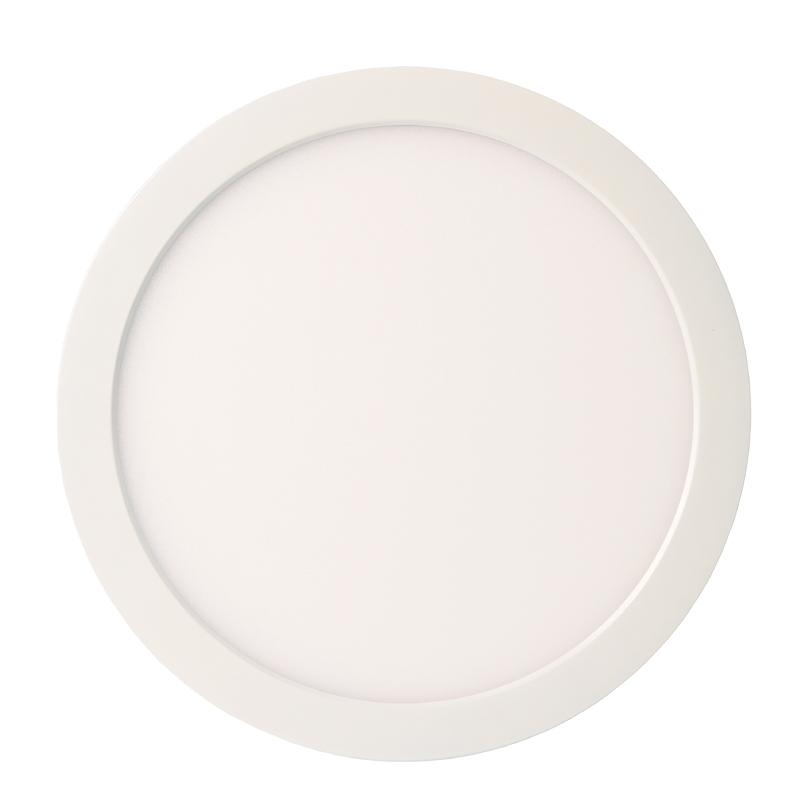 24W LED Flat Ceiling Light Round
