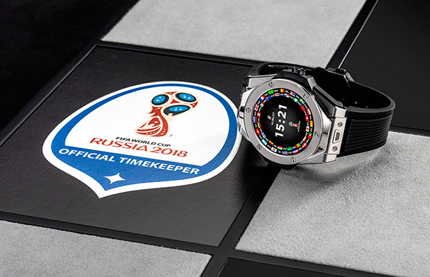 Hublot представила часы The Big Bang Referee 2018 FIFA World Cup Russia