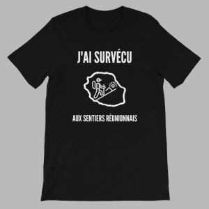 T-shirt Réunion