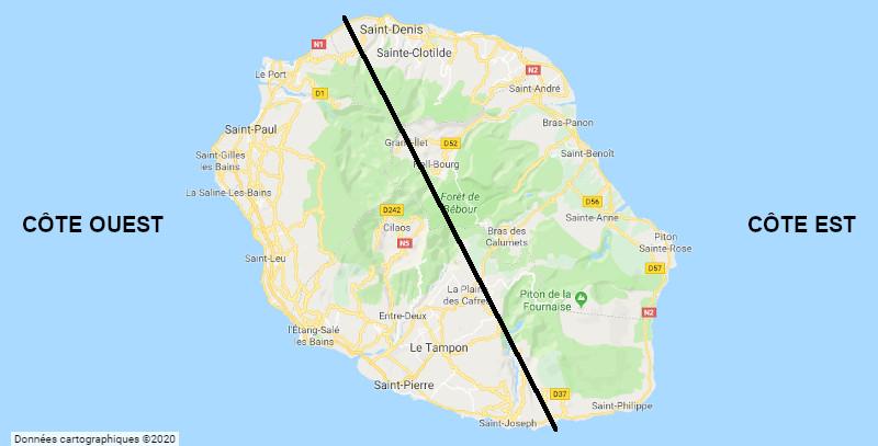 Côtes Réunion
