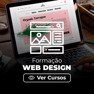 formação online iLerni academy webdesign