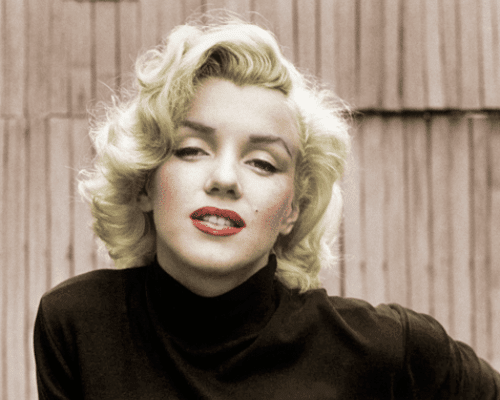 "Marilyn Monroe ""How To Get Her Iconic Hairstyle"" Iles Formula"