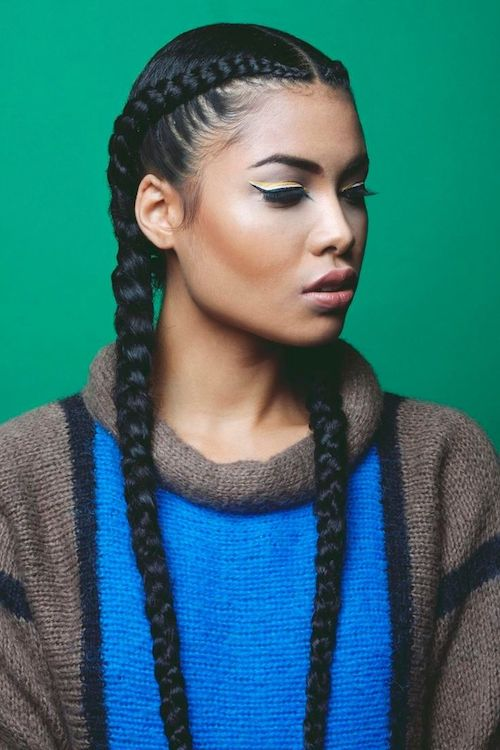 Ethnic Natural Hairstyles Braids We Are Loving Right Now
