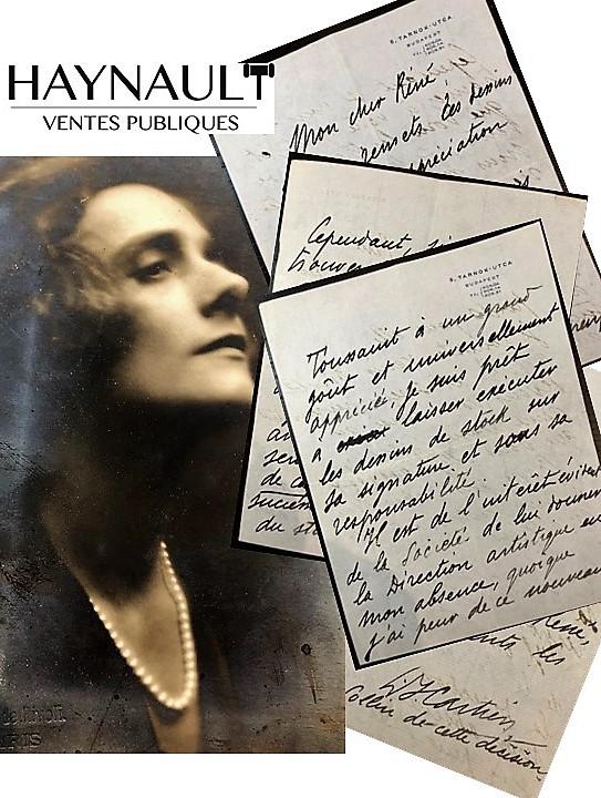 Les vérités de Jeanne Toussaint révélées dans la prochaine vente Haynault