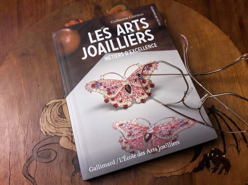 livre : Les Arts joailliers, métiers d'excellence