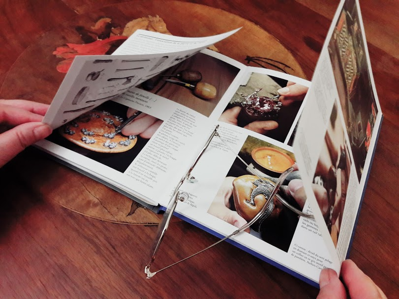 le livre Les Arts Joailliers : métiers d'excellence