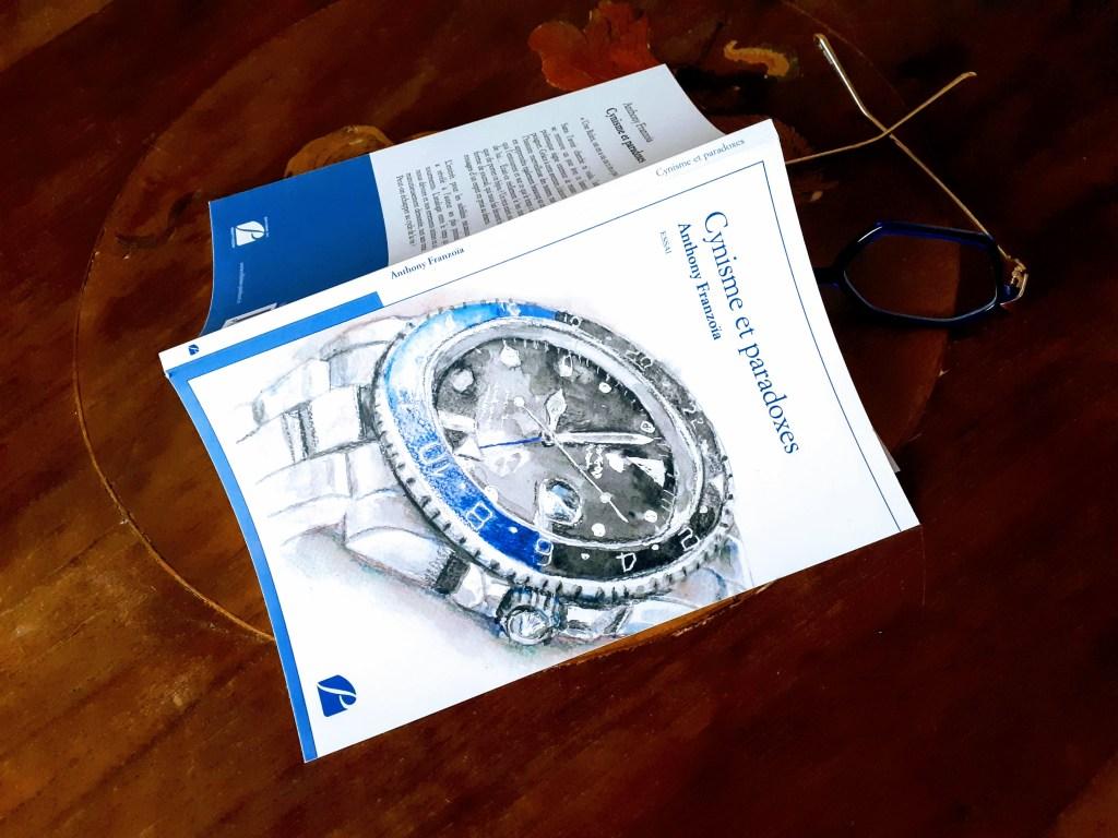 Cynisme et paradoxe : un curieux opuscule sur les montres et le temps, Edition Le Panthéon