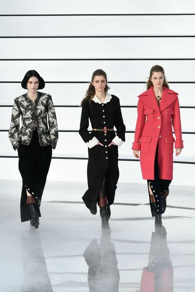 Défilé Chanel en 2020