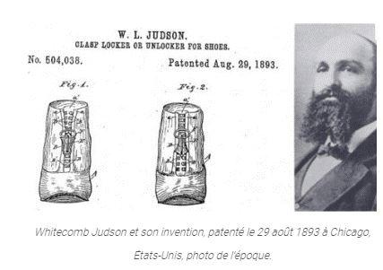 Judson et le brevet