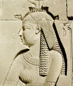 Le pari de Cléopâtre