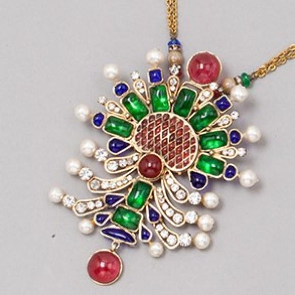 Inspiration Théodora - Victoire de Castellane pour Chanel - il était une fois le bijou