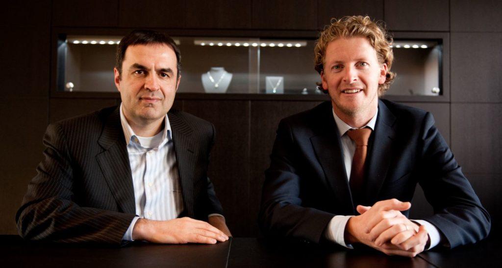 Stefaan Mouradian et Steven Boelens , Baunat