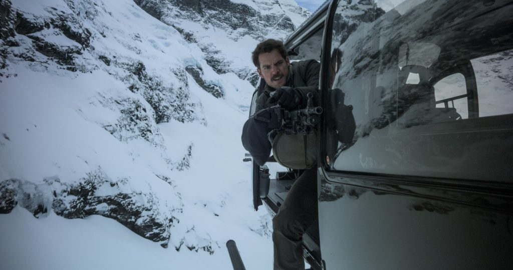Fallout s'empare de la tête du box-office nord-américain — Mission Impossible