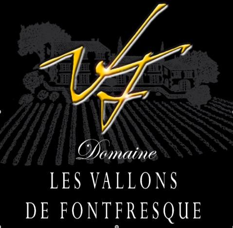 Logo VF doré fond noir copie