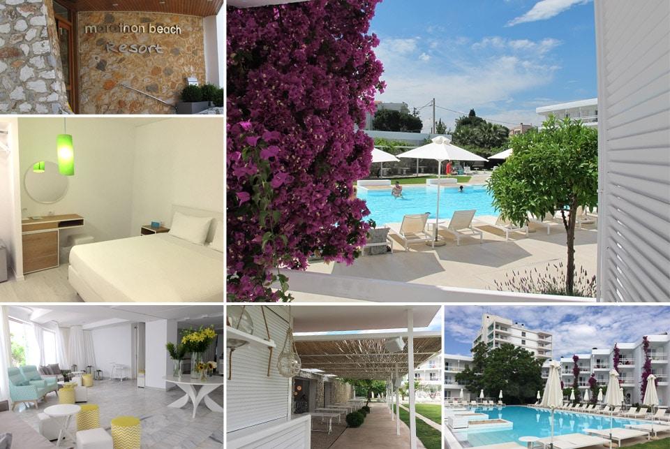 Hotel-Marathon-beach-ressort-Athenes