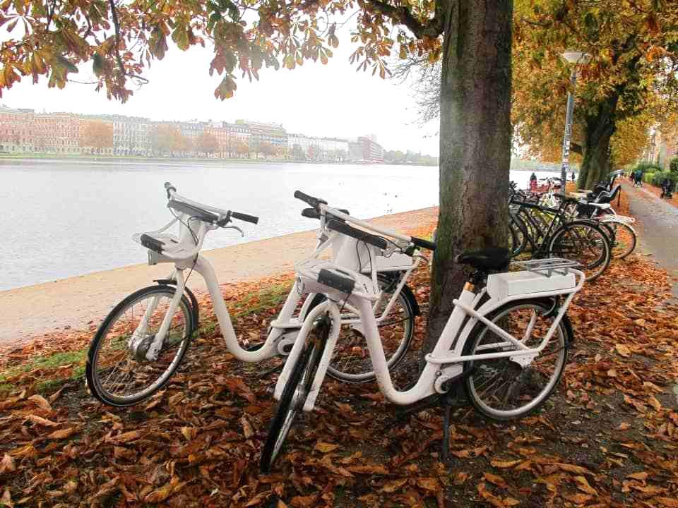 Vélo bycyclen 3 jours à Copenhague