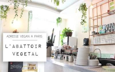 Paris – Restaurant vegan – L'abattoir végétal