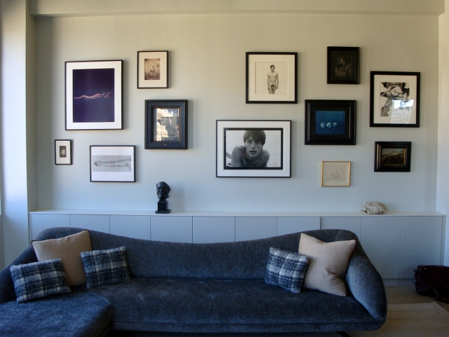 Expert advice How to Arrange a Gallery Wall