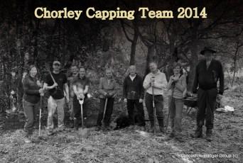 Obligatory team photo