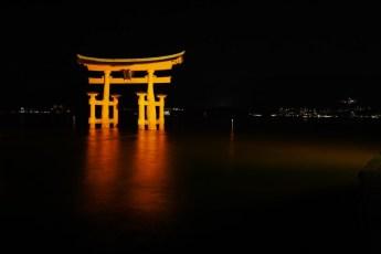 Japon - Miyajima / Itsukushima-Jinja