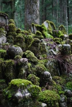 Japon, Koyasan : Oku-No-In