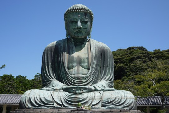 Japon - Kamakura / Daibutsu