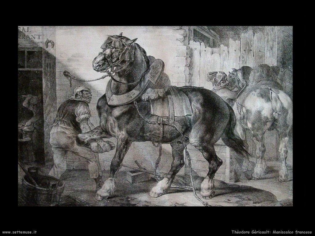 Arte  il fiero equino