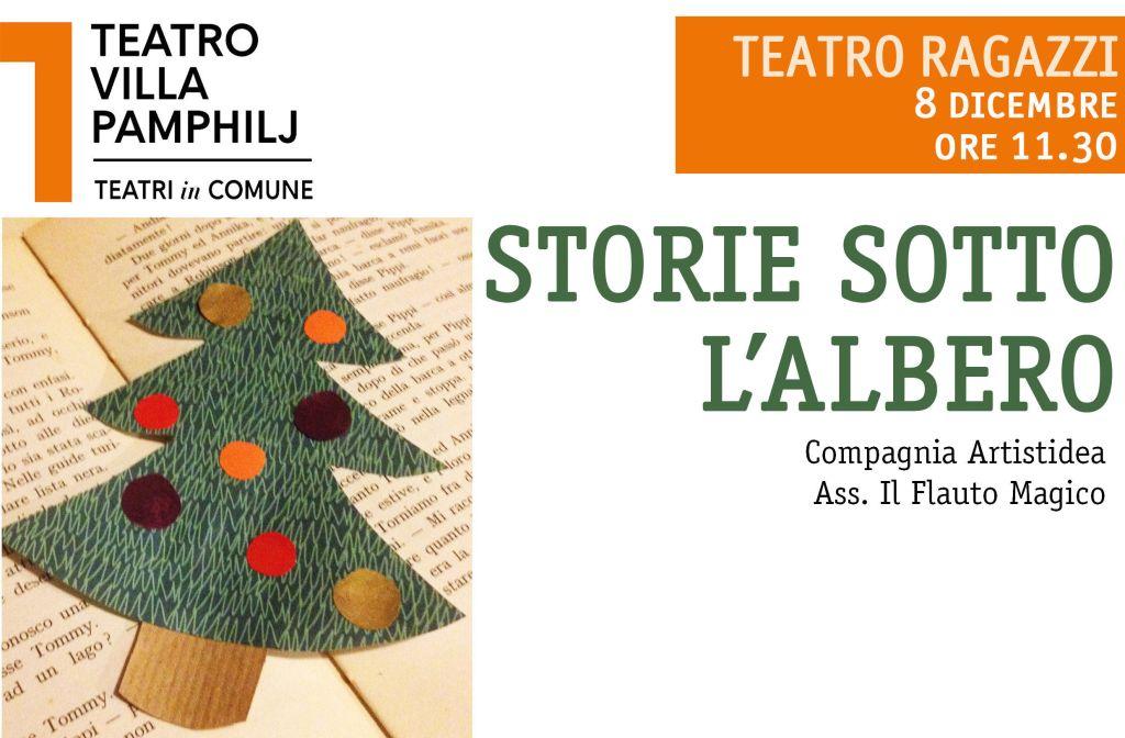 Storie sotto l'albero (di Natale)