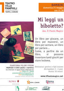 FLYER BIBOLETTO maggio