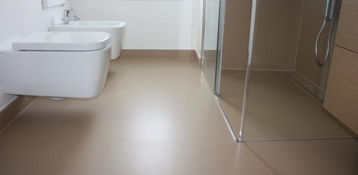 Il LAPITEC – versatile materiale per i bagni