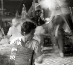 #ilfordfridayfavourites #ilfordHP5 Drummers and Dancer, Phnom Phen, Cambodia.