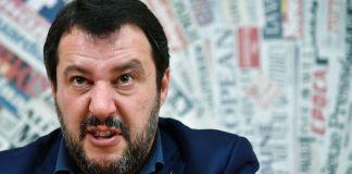 Salvini elezioni regionali