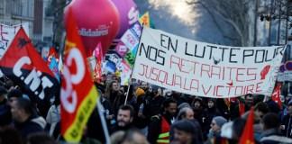 Nono giorno di sciopero in Francia