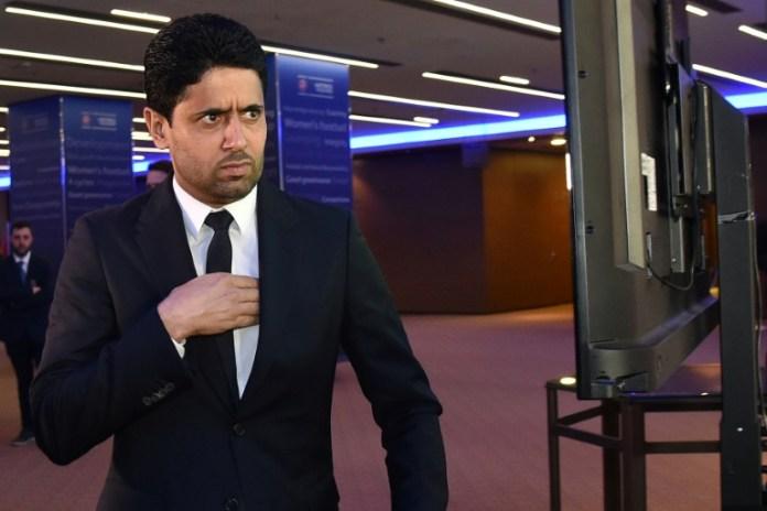 Presidente Nasser Al-Khelaifi
