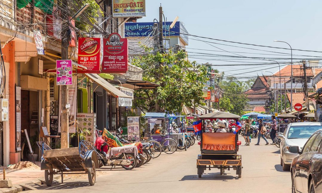 Three Cultural Activities in Siem Reap