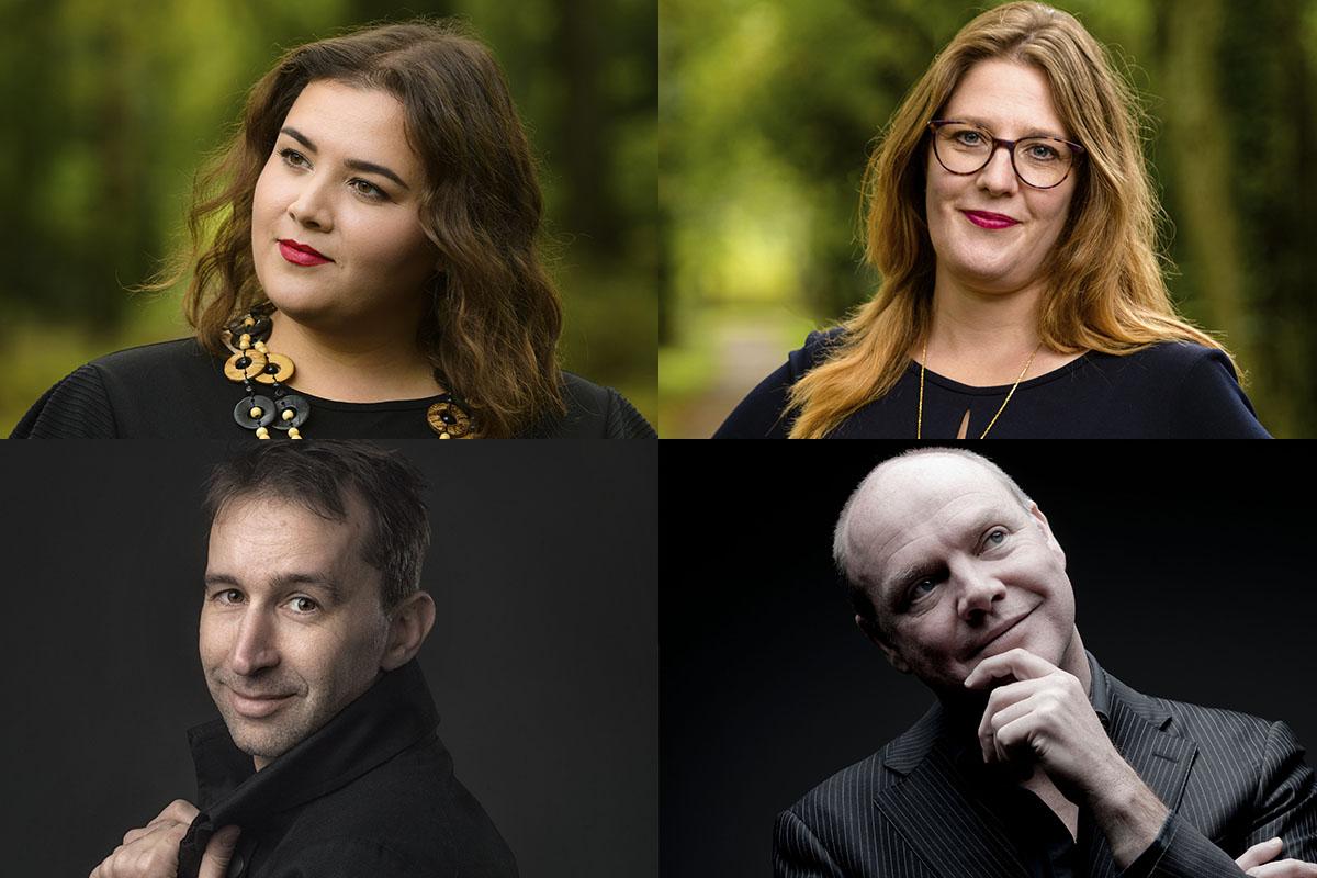 10 mei 2021: Avondconcert NPO Radio 4 met Henk Neven, Hans Eijsackers, Helena Koonings en Heleen Vegter